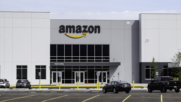 Amazon Distribution Center, Shelby Twp, Michigan