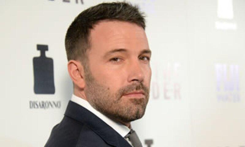 El actor puso como condición dirigir su propia película al firmar para 'Batman v Superman' (Foto: Getty Images/Archivo )