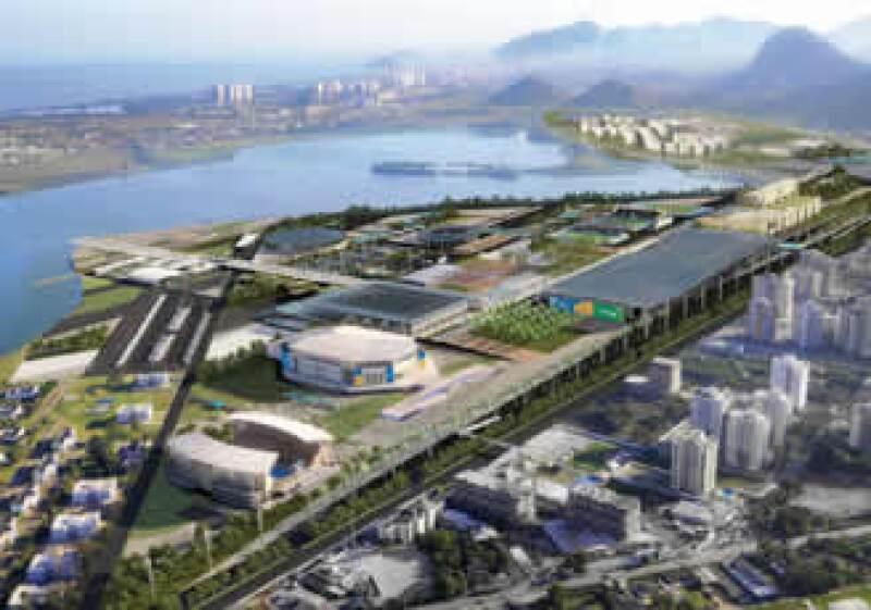 Brasil construirá un complejo olímpico para la celebración de los Juegos en 2016. (Foto: Cortesía)