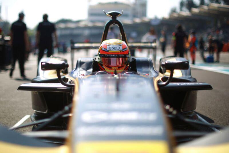 Techeetah Fórmula E México