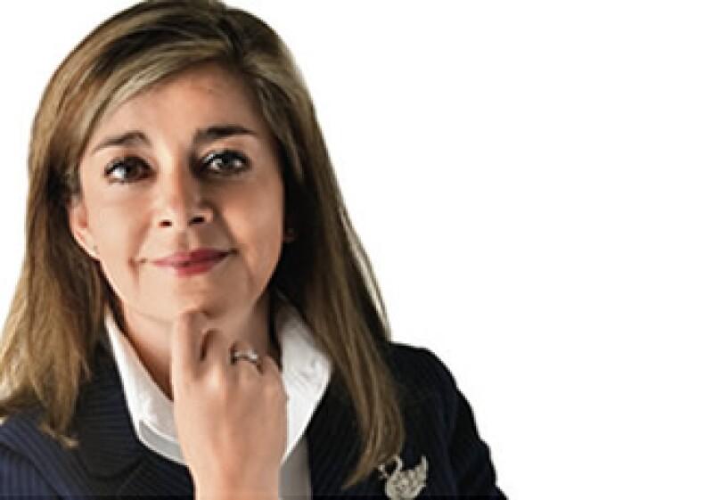 Directora general de Manpower para México, Centroamérica y República Dominicana (Foto: Especial)