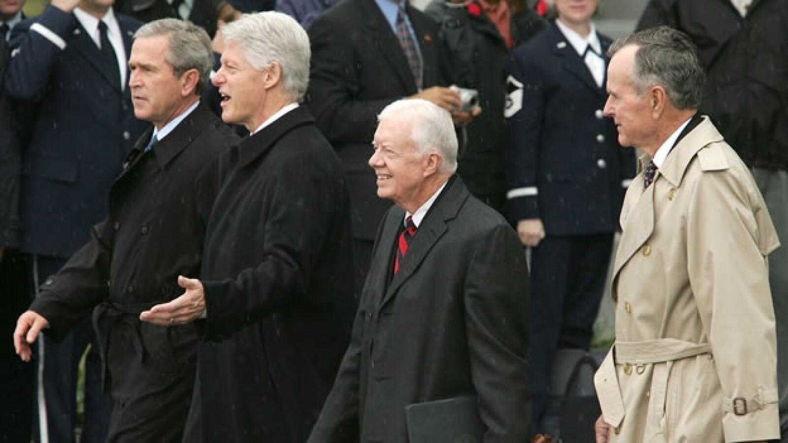 presidentes de EU juntos 3