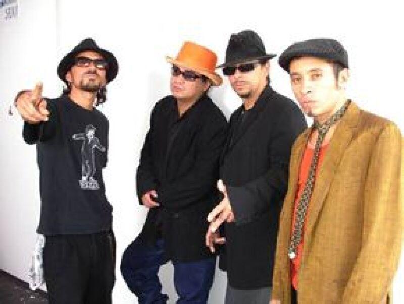 El grupo se unió a Telcel para impulsar a las nuevas bandas.