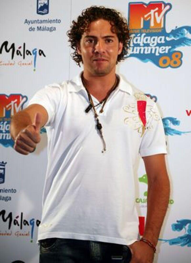 El cantante se mostró satisfecho de la efectividad de la policía en Dominicana.