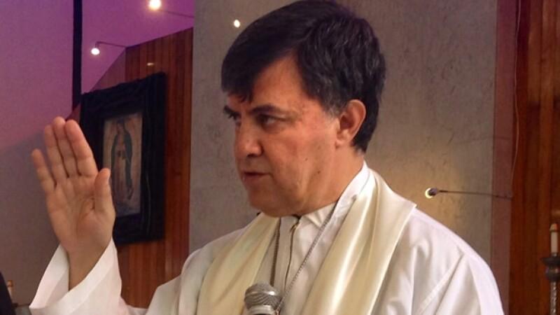 El exsacerdote de San Luis Potosí Eduardo Córdova Mendoza, quien fue encontrado culpable de abuso sexual por el Vaticano