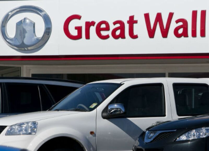 Great Wall Motors china