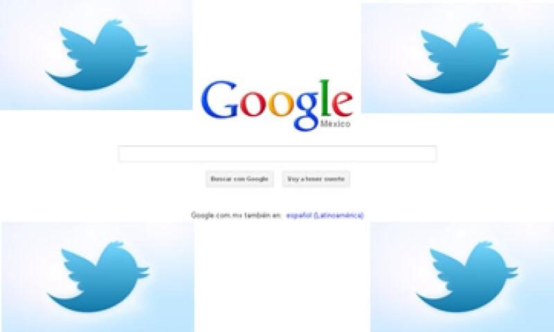 Las críticas de Twitter subraya la creciente competencia entre las compañías de Internet. (Foto: Especial)