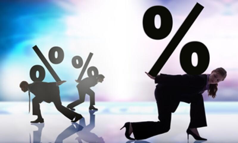 el mercado cambió sus expectativas y ahora no espera que Banxico baje tasa en 2012, aunque otros esperan que las suba en la segunda mitad del año. (Foto: Thinkstock.)