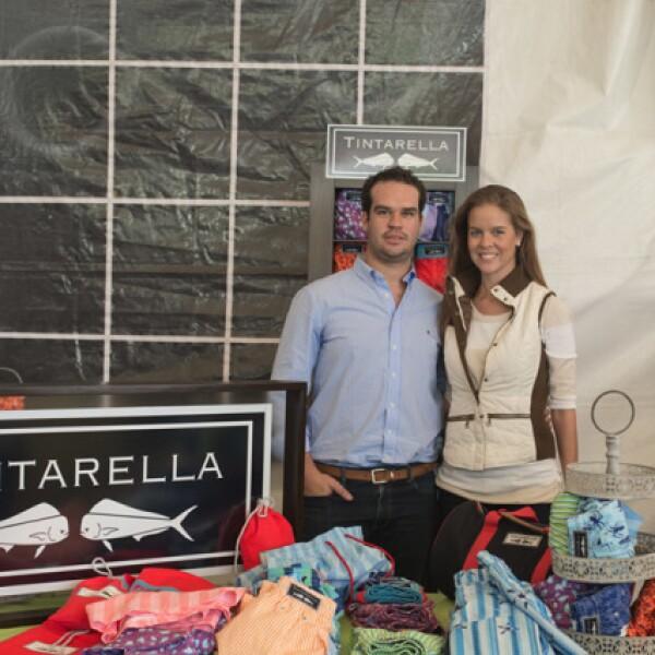 Miguel Ruiz y Mercedes Álvarez