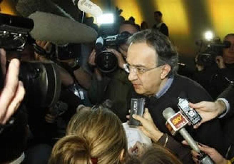 Sergio Marchionne dijo que se ha infravalorado la reesctructura de costos de Chrysler. (Foto: AP)