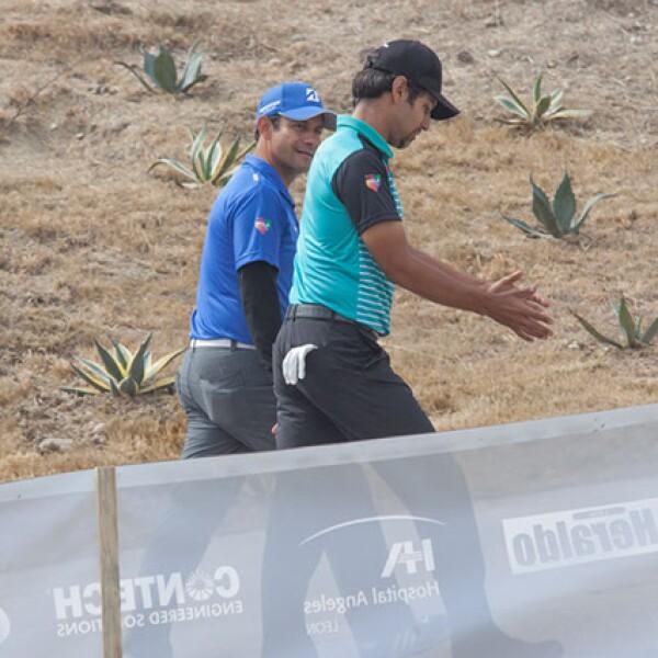 Román Márquez y Rodrigo Kuri