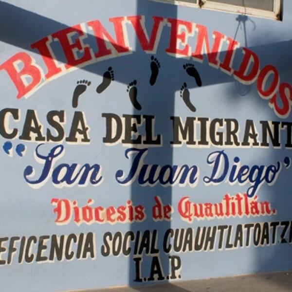 migrantes Centroamérica México