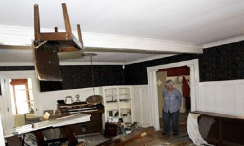 La medida a discusión cuenta con recursos adicionales para los afectados por el huracán Irene. (Foto: AP)