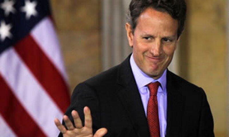 Timothy trabajó codo a codo con Hank Paulson y Ben Bernanke. (Foto: Getty Images)