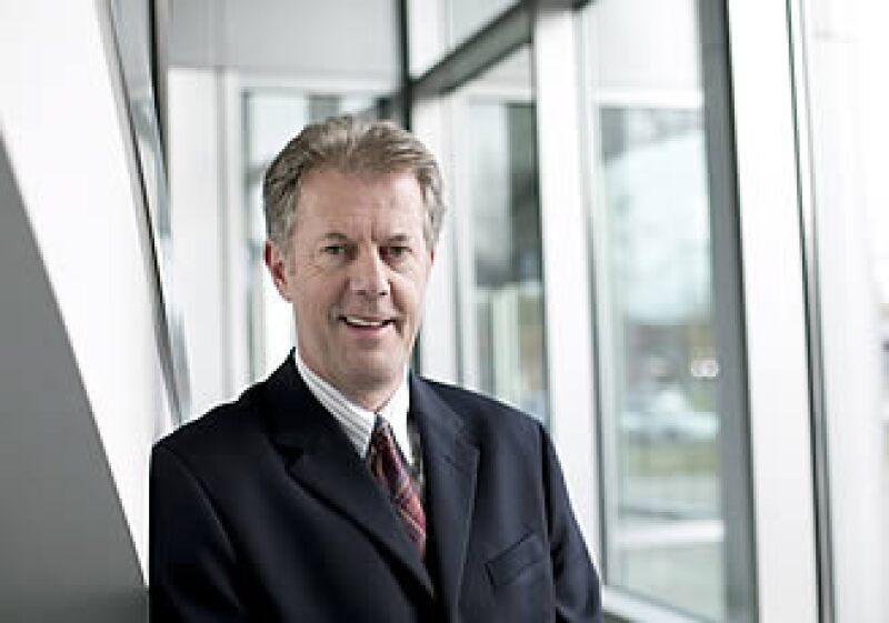Mick Adamson es el vicepresidente internacional de operaciones de Kronos. (Foto: Cortesía)