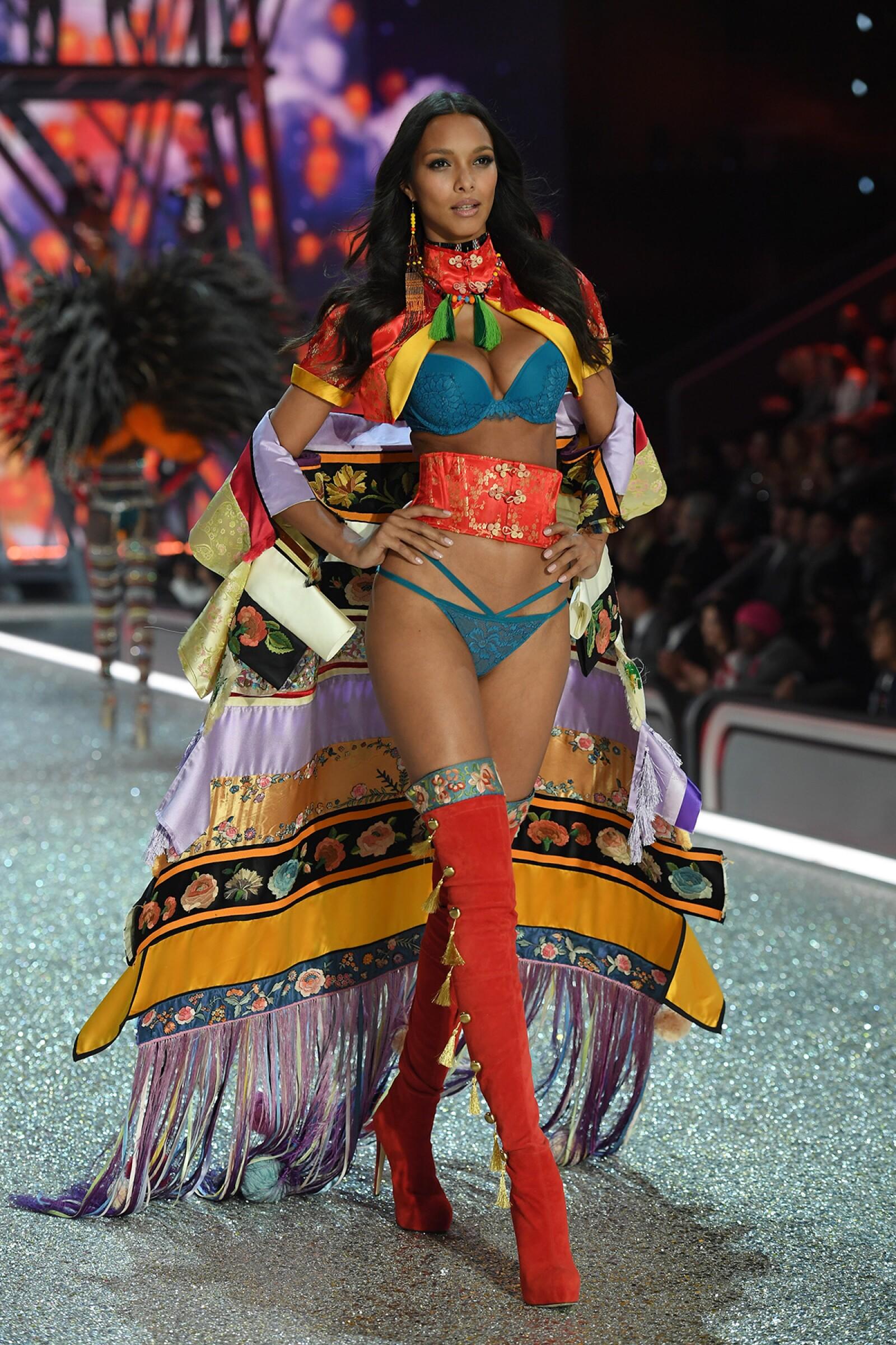 Las diosas del Victoria's Secret Fashion Show