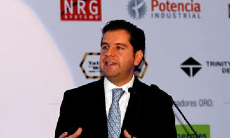 El secretario de Energía, Jordy Herrera, destacó la relevancia que tiene para Pemex la reforma energética aplicada en 2008. (Foto: Notimex)