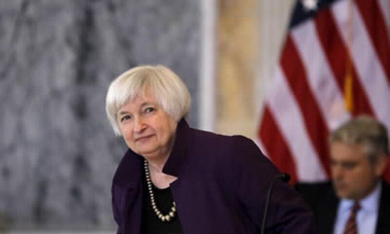 Yellen celebró los avances logrados por los grandes bancos. (Foto: Reuters )