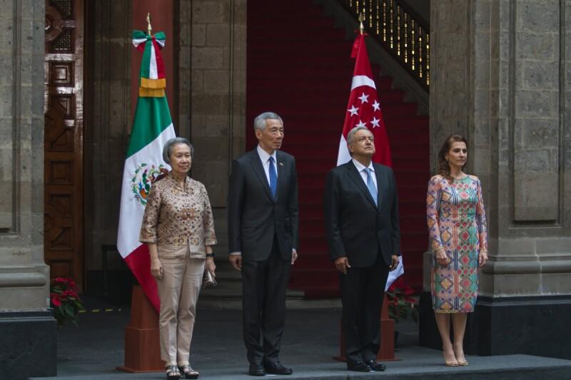 México Singapur