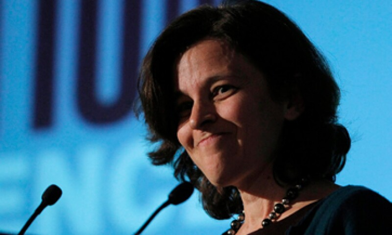 Raskin, de 52 años, será la mujer de mayor perfil en la historia del Departamento del Tesoro. (Foto: Reuters)