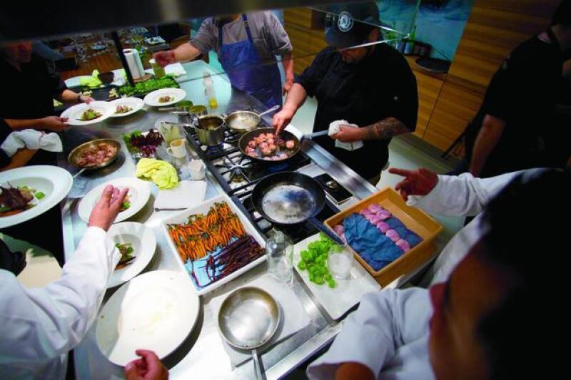 Qué es la cocina contemporánea?