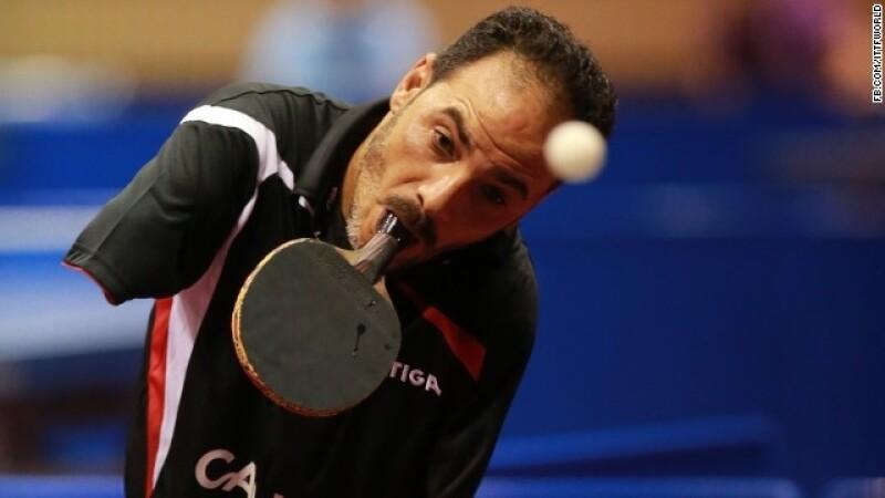 Ibrahim Hamadto tenis de mesa