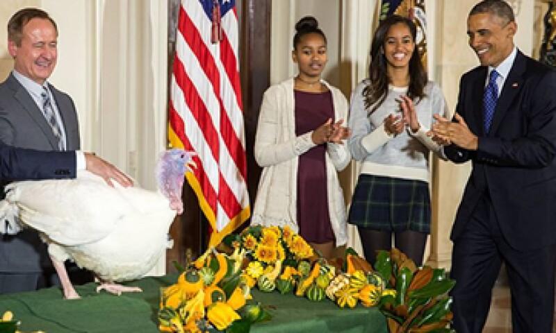 Sasha y Malia, de 13 y 16 años, son las hijas del presidente estadounidense Barack Obama. (Foto: tomada de Facebook/TheWhiteHouse )