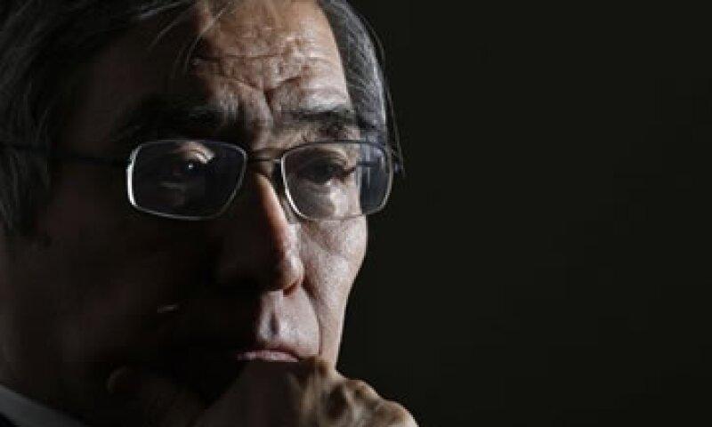 Kuroda ha criticado al Banco de Japón por ser demasiado lento en la expansión del estímulo monetario.  (Foto: Reuters)