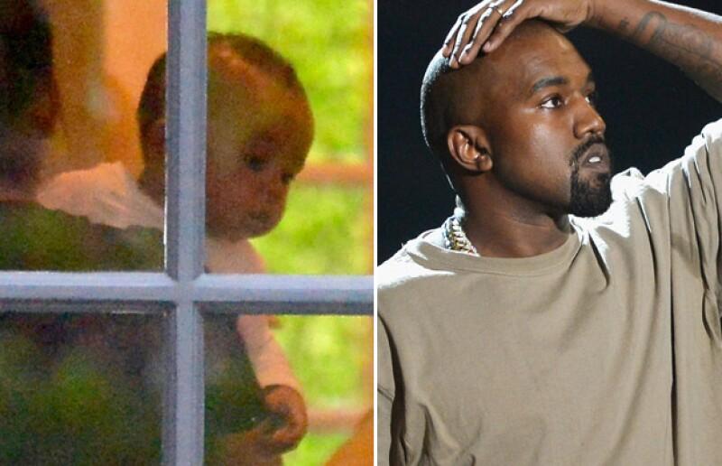 Y lo que es más evidente, es su gran parecido con Kanye.