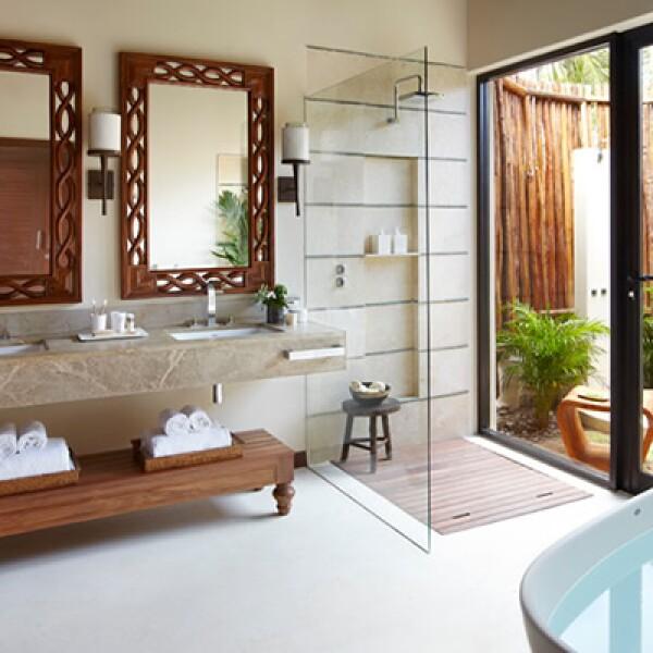 Las tarifas por noche en este resort van desde los 605 a los 1,905 dólares por noche. Más información en el sitio web www.viceroyrivieramaya.com