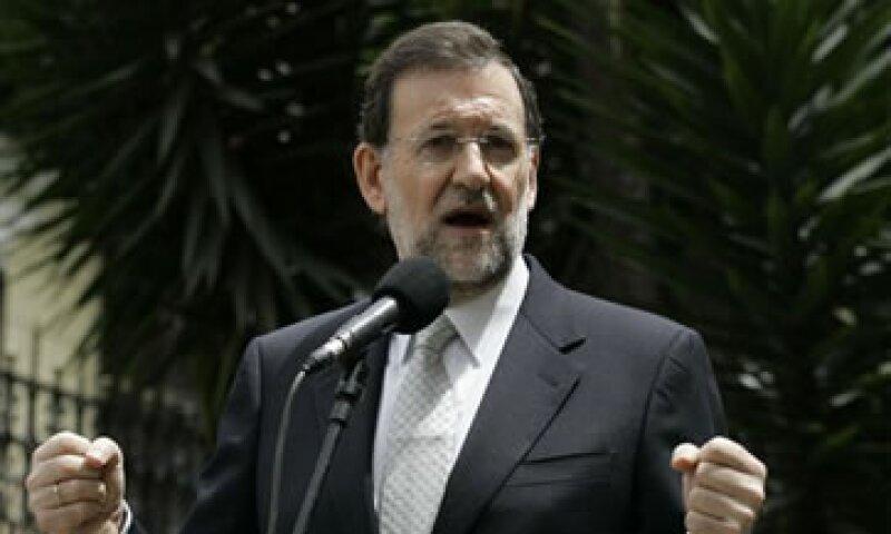 El Gobierno de Mariano Rajoy estima que el déficit público superó en 2011 el 8%. (Foto: AP)