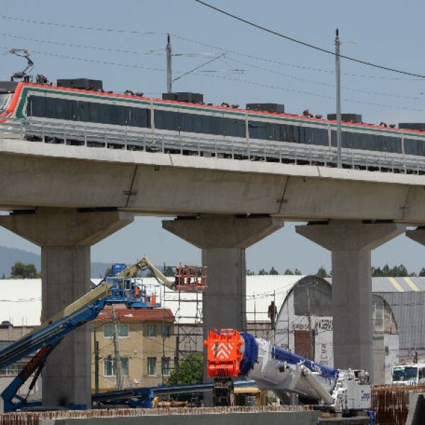 Tren Interurbano M�xico-Toluca 4