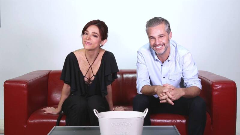 Pusimos a prueba a los actores de Las bodas de Malena, con una divertida sesión de preguntas sorpresa.