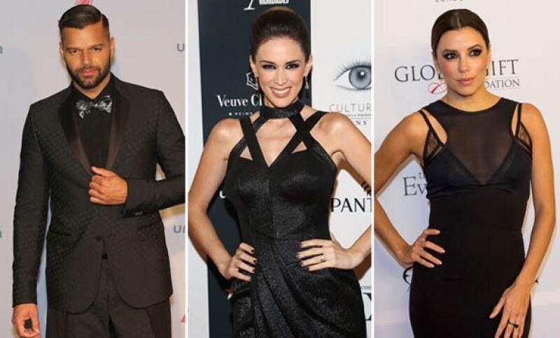 Ricky Martin, Jacky Bracamontes y Eva Longoria fueron algunas de las personalidades que compartieron en redes sociales su tristeza por la noticia.