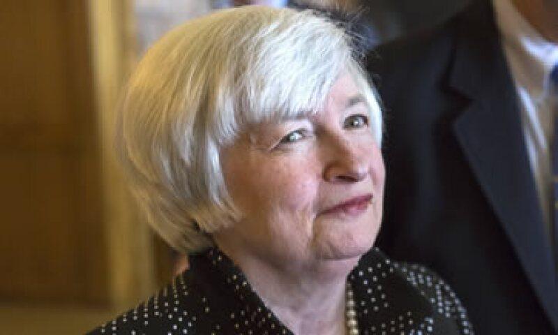 Los miembros de la Fed esperan que la economía estadounidense crezca a un rango de entre 2 y 2.2% en 2014.  (Foto: Reuters)