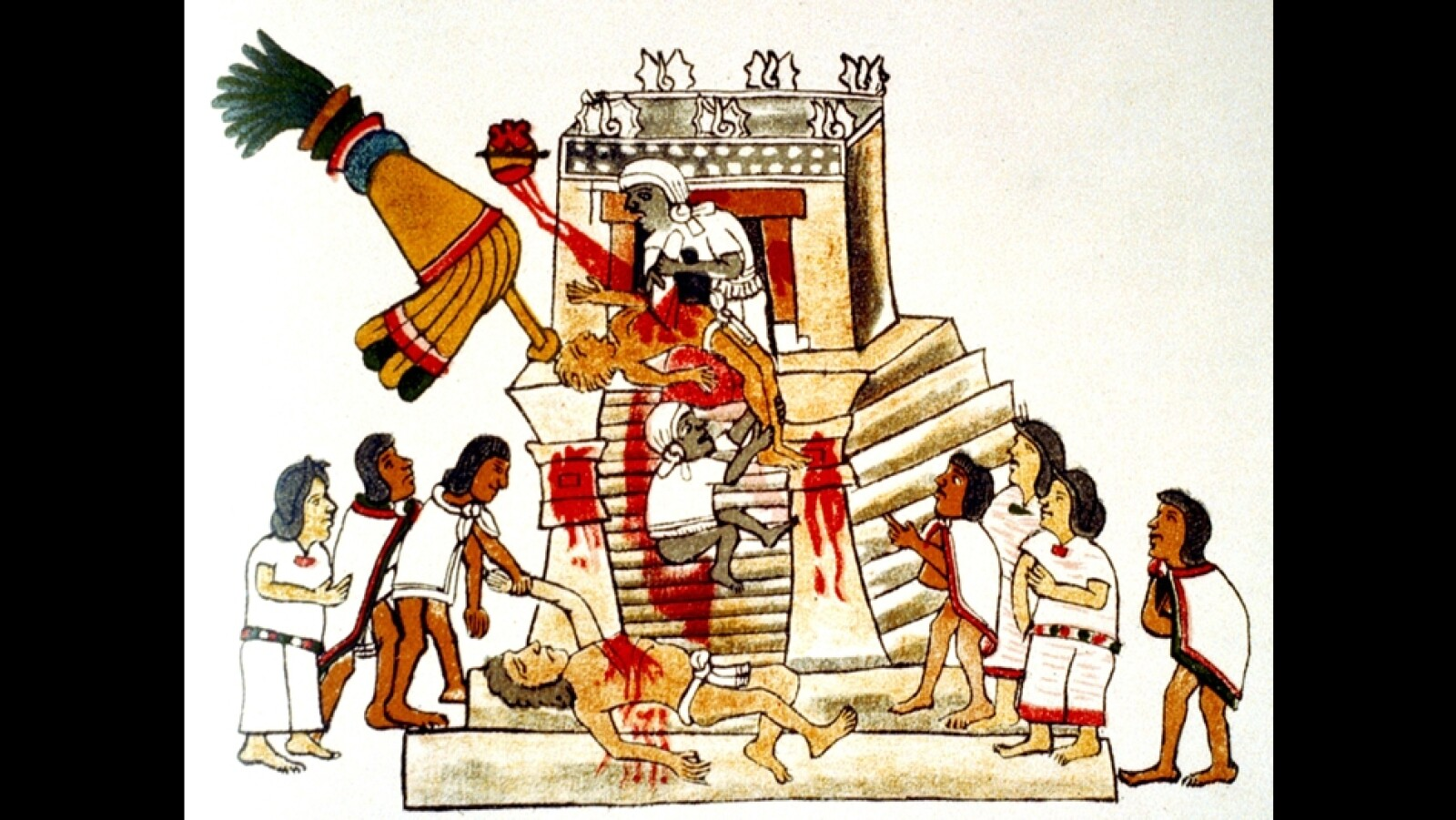 Huitzilopochtli nacimiento 4