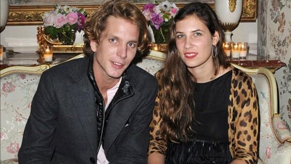 El palacio real informó que nació el hijo de Andrea Casiraghi y Tatiana Santo Domingo. La princesa Carolina de Mónaco ya es abuela.