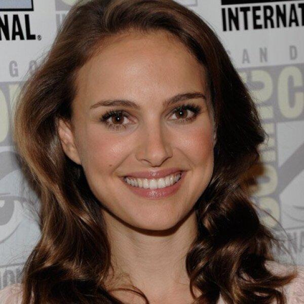 Natalie Portman. La actriz israelí estudió Psicología en Harvard.