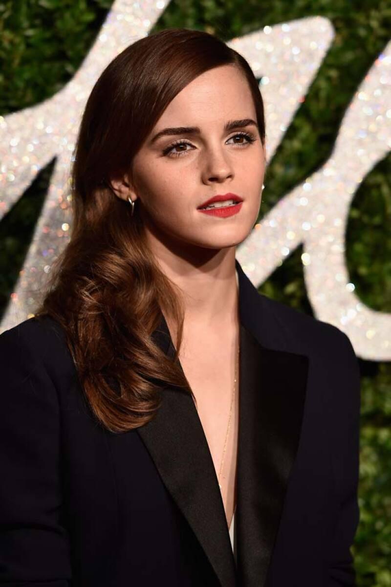 Emma Watson se ha convertido en una de las representantes más importantes del feminismo.
