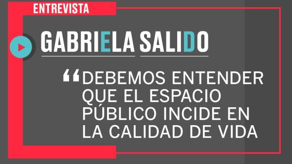 Cita de Gabriela Salido