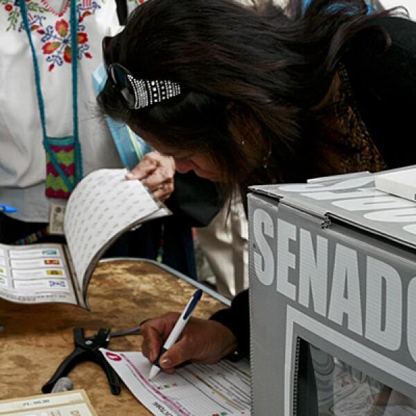Marco Antonio Baños, consejero electoral, apuntó que el universo potencial de votantes es de 79.4 millones de personas.