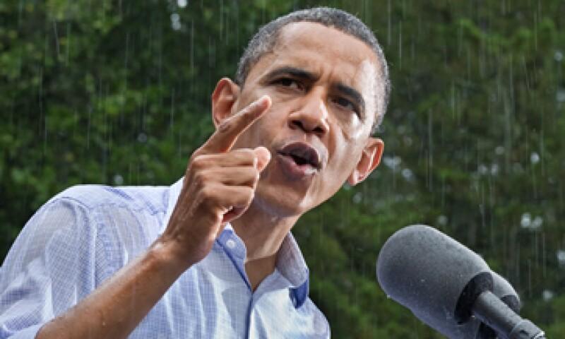 La campaña de reelección 2012 de Obama en Estados Unidos está amenazada por el alto desempleo y una tambaleante economía. (Foto: AP)