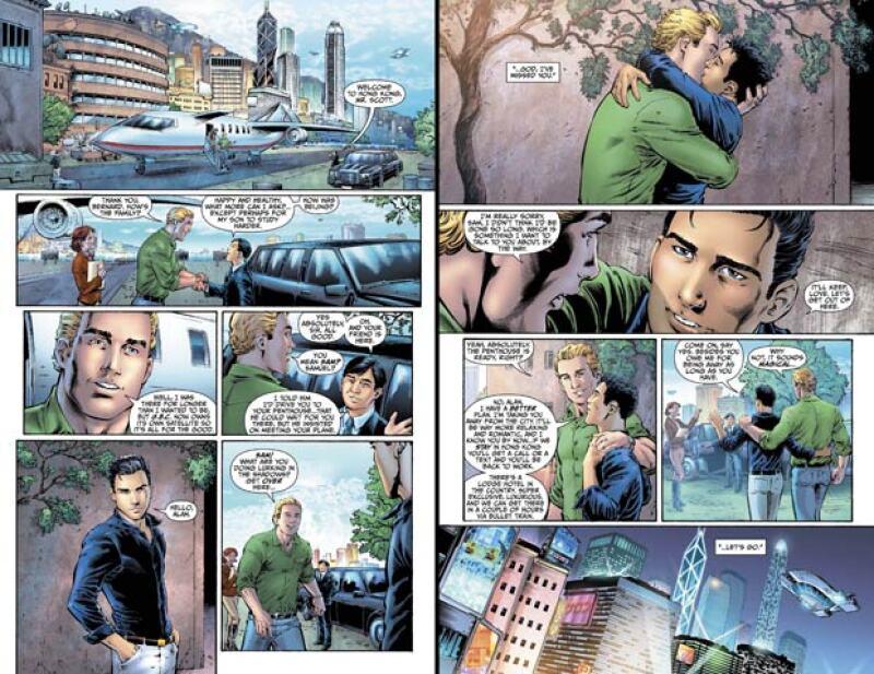 Uno de los superhéroes más antiguos de DC Comics se renueva para reflejar el mundo actual.