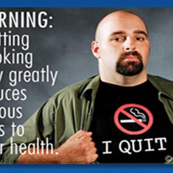 Estados Unidos difundió este martes las nuevas etiquetas de advertencia contra el tabaquismo, imágenes que aparecerán a partir de 2012 en las cajetillas.