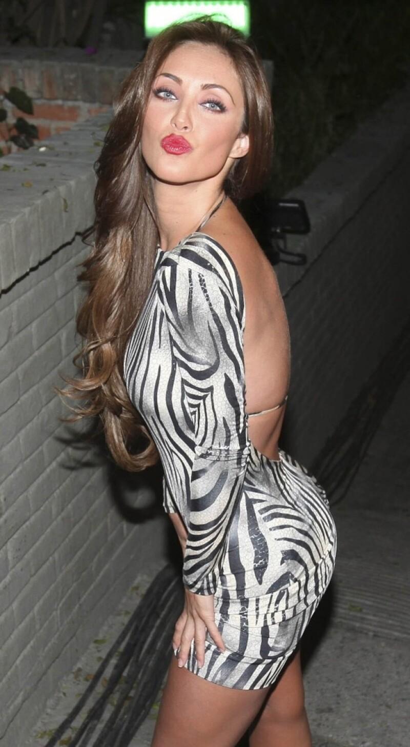 La actriz y cantante mexicana declaró que por le momento no le interesa saber del amor.