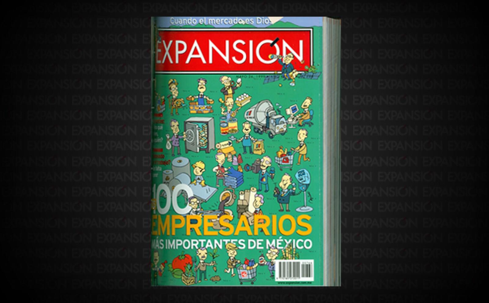 El error de diciembre de 1994 trajo una depuración voluntaria de clanes empresariales. Desaparecían los Martínez Güitrón, los Legorreta y los Ballesteros; llegan nombres como el de Alejandro Soberón, de CIE, al grupo de Los 100.