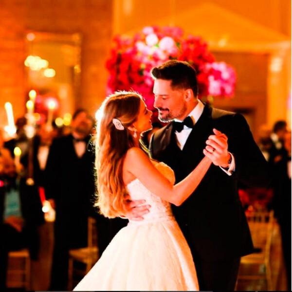 Uno de los momentos más románticos: el primer baile.