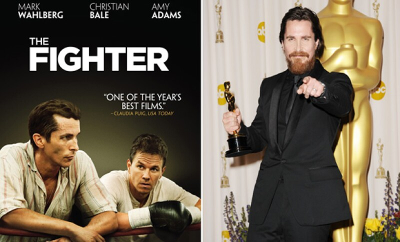 Esta película lo hizo merecedor de un Oscar.