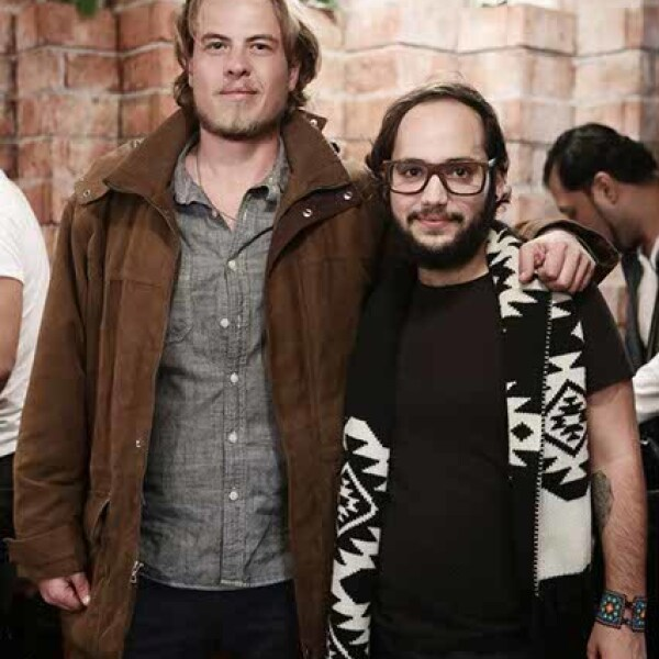 Bernardo Sada y Christian Backhoff