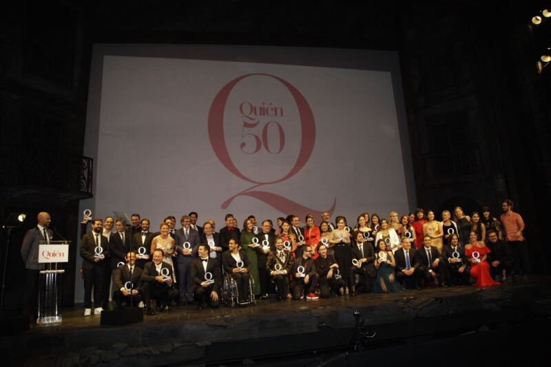 Quién 50